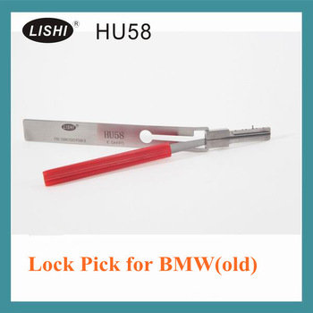 LISHI Lock pick for old BMW (HU58) free shipping