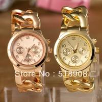 2013 Hot-selling Fashion New Arrivals Women Watches Steel belt Gift Watch quartz  Bracelet dress women with date Dropshipping