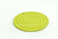 Silicone table mat/ hot pad/ anti slip cup mat/ High Quality water drop Heat insulation mat,glass cup pad