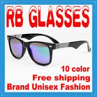NEW Sunglasses Fashion Sunglasses Designer Glasses Sun Glasses For Men Aviator Unisex Glasses white sunglasses metal frame RB618
