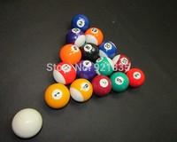 Snooker american  snooker Billiards Balls   American Billiard Balls  diameter 5.25cm free shipping