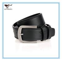 New Arrival Genuine Leather Pin Buckle Straps Free Size Cowskin Split Leather Men Waist  Belts Alloy Buckle 1.1-1.25M 7A92058400