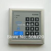 RFID Proximity Entry Lock Door Access Control keypads panel System K2000 with 10 Keyfobs 125khz