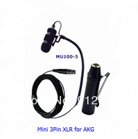 1 Set Professional Musical Instruments Vocal Microphone & 8 Kinds Clips for Bass Cello Violin Guitar Flutes Piano Saxophone