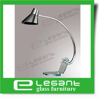 2013 Clear Bent Glass Desk Light -MT-2012(D)