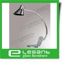 2013 Clear Bent Glass Desk Light -MT-2012(D)