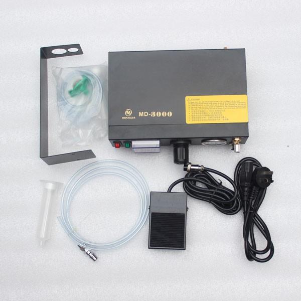 NEW MD-3000 Digital Semi-automatic SMT Solder Paste Epoxy Silicone PU Sealant Adhesive Doming Machine Liquid Glue Dispenser(China (Mainland))