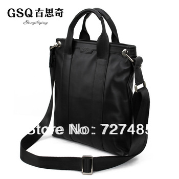 Freeshipping Gsq boutique bag men new arrival male backpack business casual bag messenger bag shoulder bag handbag bag