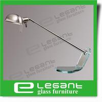 2013 Clear Bent Glass Desk Light -MT-2012(B)