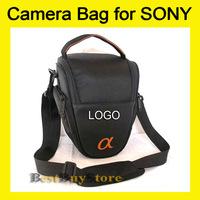 Waterproof Camera Case Bag For Sony DSLR Alpha A580 A560 A450 A390 A290 A77 A65 A58 A57 A37 A35 A3000 HX300 HX200 NEX-5T NEX-6