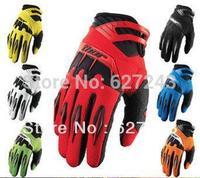 Thor SPECTRUM YOUTH  2013  Full Finger Outdoor  Men Gloves Breathe freely