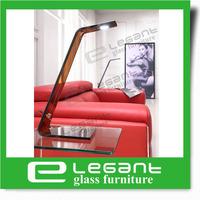 2013 Tawny Bending Glass Reading Lamp -L004T