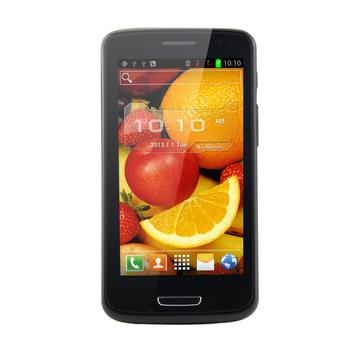 "In stock Hero V6888 Black Original MTK6577 Duad Core 512MB+4GB 4.7"" IPS Screen (854*480) 1.0GHz  Dual SIM Android 4.0.4 Phone"