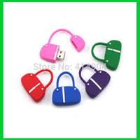 Fashion Women hand bag usb flash drive Usb 2.0 flash Memory Pen Drive Stick 2GB 4GB 8GB 16GB 32GB