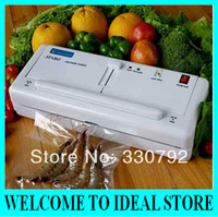 Free DHL/FEDEX Shipping! SINBO DZ-280 Household Vacuum Plastic Bag Sealer