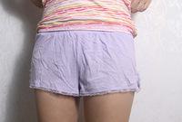 Free shipping 2013 women's casual pants comfortable cotton shorts comfortable home sweet light cotton pants