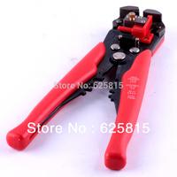 Hot Sale Wire Stripper Cutter Terminal Crimper Automatic Crimping Striping Tool - Red 20-144