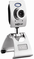 ANC Kuke HD720P HD camera Built-in digital microphone Invisible Noise For a variety of monitors and notebooks,