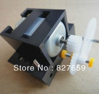 Free shipping 4pcs Gear Box C1 DIY Technology Small Productions creative handmade toys geared motor gear