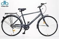Shanghai forever 26 men's bicycle vintage casual sitair road bike