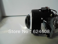 Free shipping double optical lens 2.5 2.8 3.0  H1  D2H D2S D1S D3S D4S modified lens