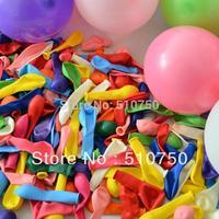 200pcs/lots Free shipping wholesales 5 inch balloons ,latex balloons , wedding/party/brithday decoration