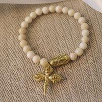 2013 New Arrival Free Shipping Cross Bracelet Fashion Alloy Bracelet Wholesale And Retail BL0131