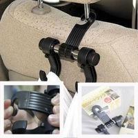 Double hook utility vehicle car hook automotive supplies car trunk hook  Hanger 2pcs/lot