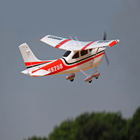 Cessna 182 PNP EPO Foame 1410mm aeromodelling hobby aircraft model RCremote control airplane electric model aircraft  aeromodelo