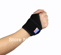 magnet bracer sport protector wrist support free shipping wrist protector guard good quality of outdoor sports wrist and finger