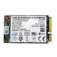 Intel 80GB mSATA SSD mini PCIE Solid State Drive SSDMAEMC080G2L PC020