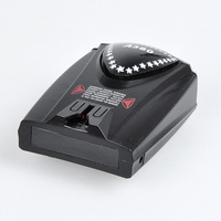 car vehicle Speed Radar Detector with G-sensor Car e-dog black box Radar Detector Free shipping