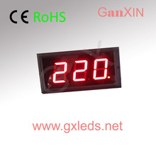 led counter display promotion