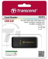 2 in 1 RDF5 F5 High Speed USB 3.0 Muti Memory Card Reader Writer SDHC/ SDXC/ microSDHC/ microSDXC /UHS-I Reader