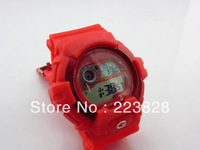AAA+New watch digital watch waterproof watches leisure watches movement man watch