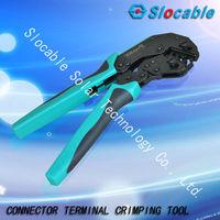 Solar connector terminal crimping tool,solar mc4 crimping tool
