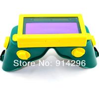 Free shipping!!! Solar Auto Darkening LCD Welding Helmet Welding Mask 2013 for summer best Breathable!