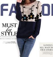 Winter women's loose basic shirt sweater turtleneck sweater female
