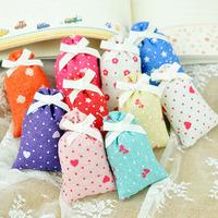Free shipping-Denim small sachet natural wardrobe sachet multi purpose aromatherapy bag China wholesale specialty products