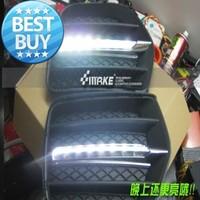 super bright LED DRL daytime running light for X6 E71 2011~12