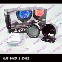 "2.5""(60mm) LCD digital rpm gauge/Tacheometer/Auto gauge/Auto meter/Car meter/Racing meter"