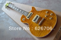 Wholesale - Free Shipping Sla sh Appetite Natural yellow slash model electric guitar Top quality