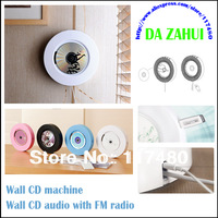 Wall CD machine wall CD audio, antenatal training Wall cd player , cd audio with FM radio