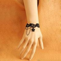Fashion vintage lace bracelet women's wristband gift for women free shipping 0150