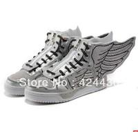 Free shipping Man & Women Jeremy Scott Wings 2.0 Shoes nasa jeremy scott wings sneakers nasa js wings shoes AD15