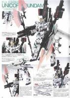 Suit Gundam Unicorn, Full Armor Unicorn Gundam (MG1/100 Full ArmorUnicornRX-0) model kits, child birthday  gifts, boys toys