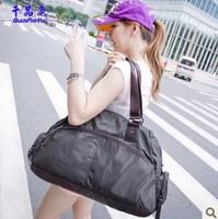 HOT! Free Shipping High Quality Nylon Woman Messenger Bag Sports Travel Bag Gym Handbag One Shoulder Cross-Body  Bag