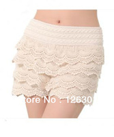 Sexy Lace Cake Short Skirts