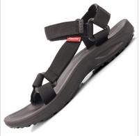 Free shipping 2014 Summer Fashion Men's&Woen outdoor casual canvas sandals men flats  slip-resistant beach sandals shoes