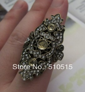 Armor Hinged Knuckle Ring